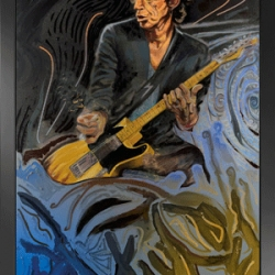 The Blue Smoke Suite: Keith