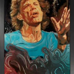 The Blue Smoke Suite: Mick