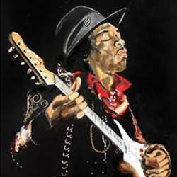 Foxy: Jimi Hendrix