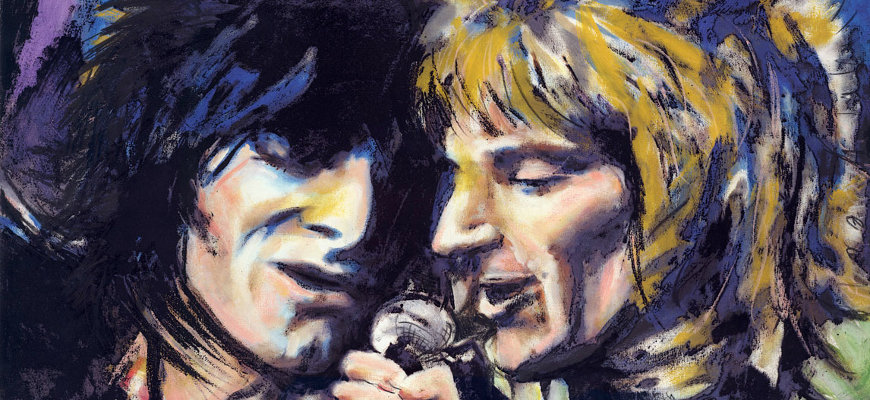 rod-stewart-ronnie-wood-art