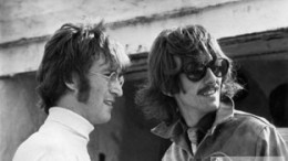 john_and_george_beatles